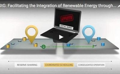 Facilitating the Integration of Renewable Energy through Balancing Area Cooperation